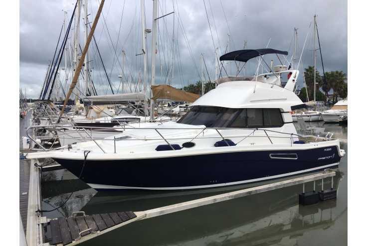 bateau FAETON 1180 MORAGA FLY occasion Pyrénées Orientales - Languedoc-Roussillon   115 000 €