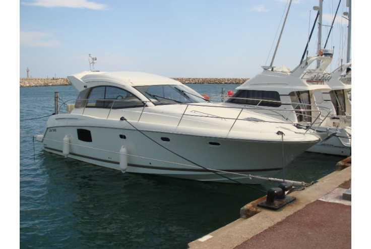 bateau JEANNEAU PRESTIGE 38 S occasion Pyrénées Orientales - Languedoc-Roussillon   174 500 €