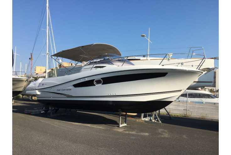 bateau JEANNEAU CAP CAMARAT 8.5 WA occasion Pyrénées Orientales - Languedoc-Roussillon   98 000 €