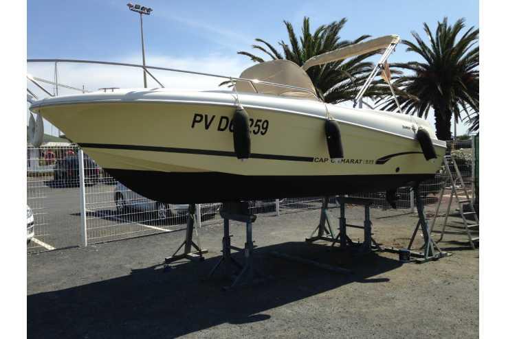 bateau JEANNEAU CAP CAMARAT 635 CC occasion Pyr�n�es Orientales - Languedoc-Roussillon   19 800 �