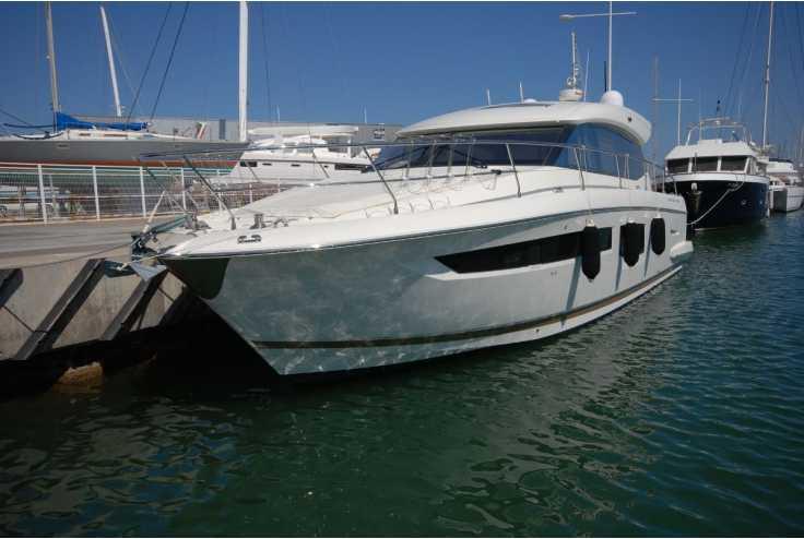 bateau JEANNEAU PRESTIGE 500 S occasion Pyrénées Orientales - Languedoc-Roussillon   479 000 €