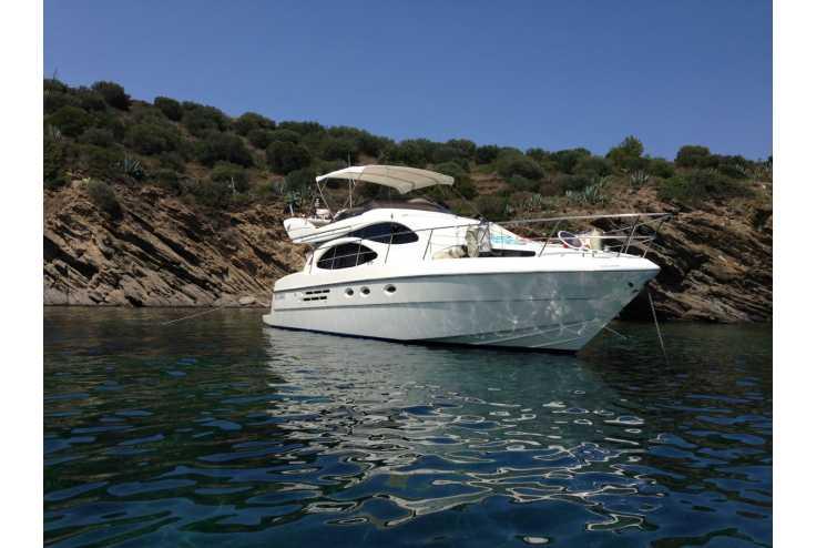 bateau Azimut Azimut 46 occasion Pyrénées Orientales - Languedoc-Roussillon   220 000 €