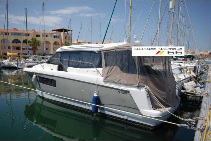 bateau JEANNEAU NC 9 occasion Pyrénées Orientales - Languedoc-Roussillon   145 000 €