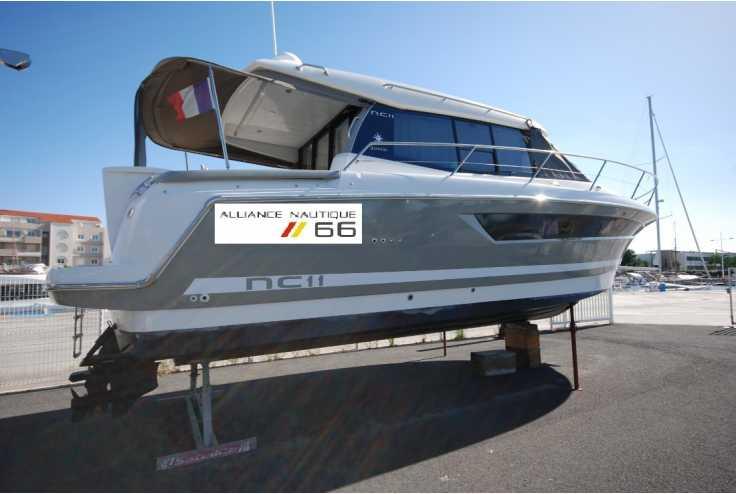 bateau JEANNEAU NC 11 occasion Pyrénées Orientales - Languedoc-Roussillon   149 500 €