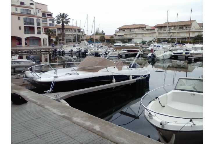 bateau JEANNEAU CAP CAMARAT 7.5 WA S�rie 2 occasion Pyr�n�es Orientales - Languedoc-Roussillon   51 500 �