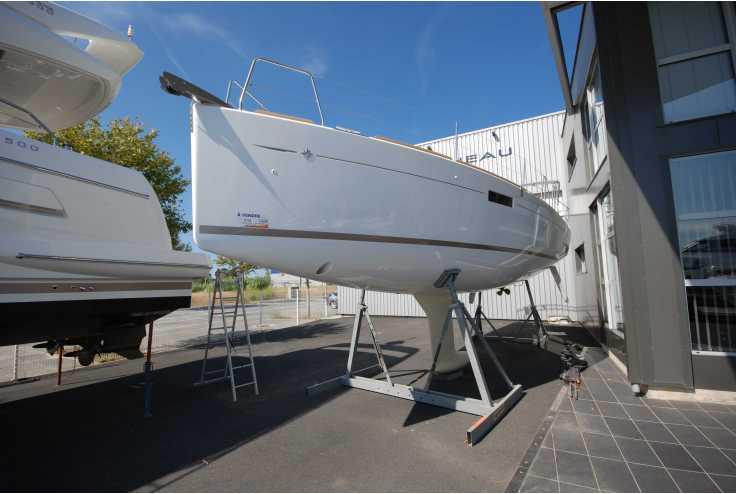 bateau JEANNEAU SUN ODYSSEY 349 occasion Pyrénées Orientales - Languedoc-Roussillon   119 000 €