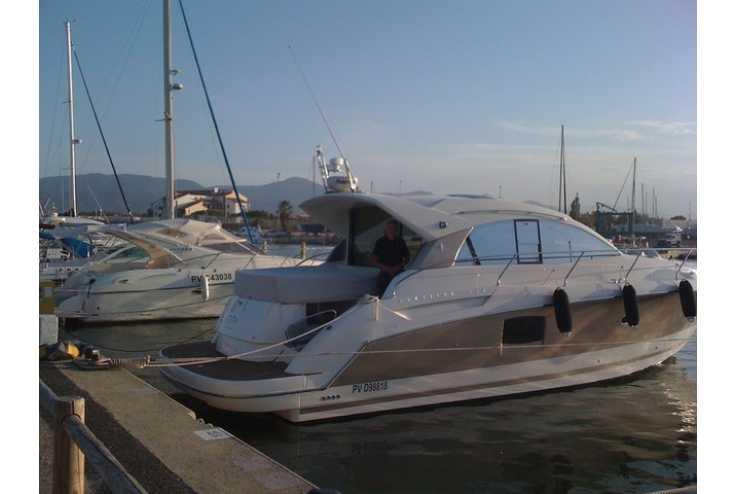 bateau JEANNEAU PRESTIGE 42 S occasion Pyrénées Orientales - Languedoc-Roussillon   219 000 €