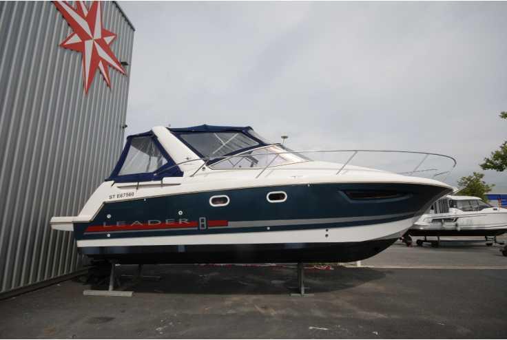 bateau JEANNEAU LEADER 8 occasion Pyrénées Orientales - Languedoc-Roussillon   66 500 €