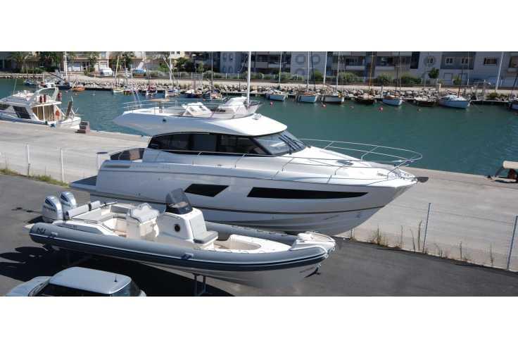 bateau JEANNEAU PRESTIGE 420 occasion Pyrénées Orientales - Languedoc-Roussillon   399 000 €