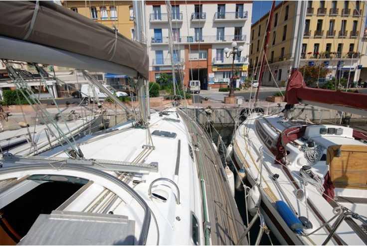 bateau BENETEAU OCEANIS 411 occasion Pyrénées Orientales - Languedoc-Roussillon   75 000 €