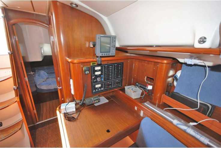 BENETEAU OCEANIS 411 - Voilier occasion  - Vente 74900 : photo 10