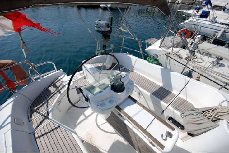 BENETEAU OCEANIS 411 - Voilier occasion  - Vente 74900 : photo 3