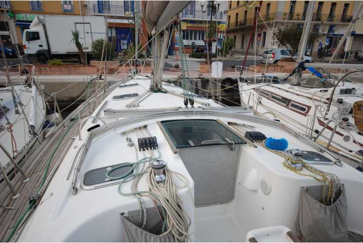 BENETEAU OCEANIS 411 - Voilier occasion  - Vente 74900 : photo 4