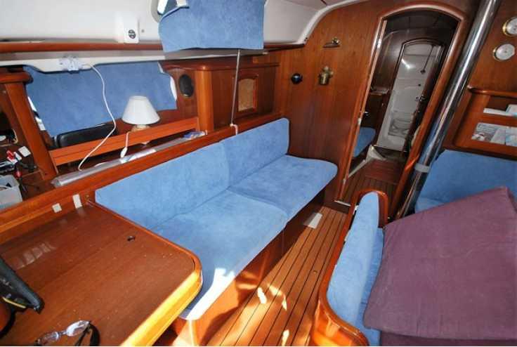 BENETEAU OCEANIS 411 - Voilier occasion  - Vente 74900 : photo 7