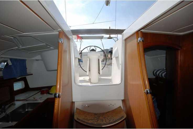 BENETEAU OCEANIS 411 - Voilier occasion  - Vente 74900 : photo 8