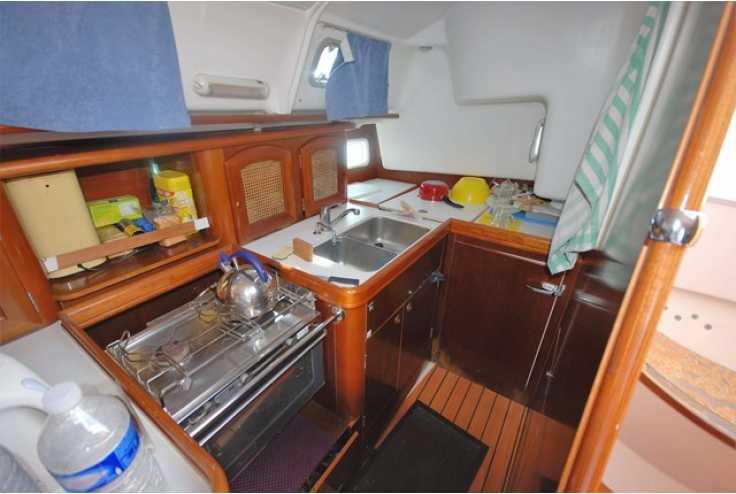 BENETEAU OCEANIS 411 - Voilier occasion  - Vente 74900 : photo 9