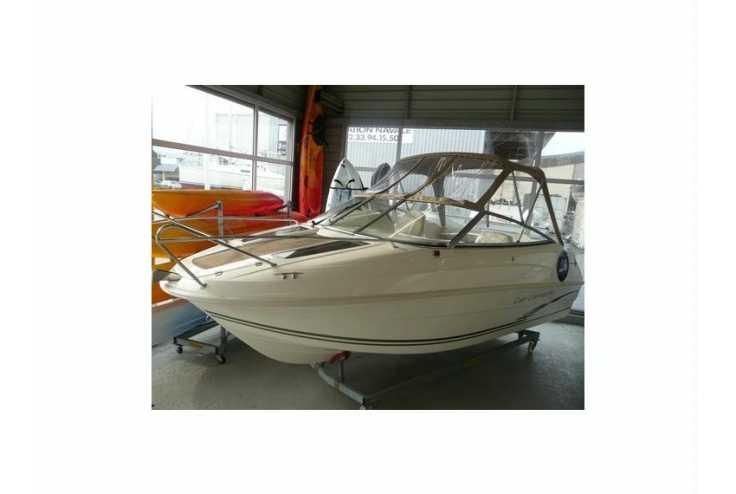 bateau JEANNEAU CAP CAMARAT 5.5 DC occasion Pyr�n�es Orientales - Languedoc-Roussillon   23 500 �