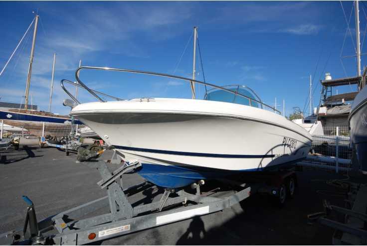 bateau JEANNEAU CAP CAMARAT 625 occasion Pyr�n�es Orientales - Languedoc-Roussillon   16 900 �