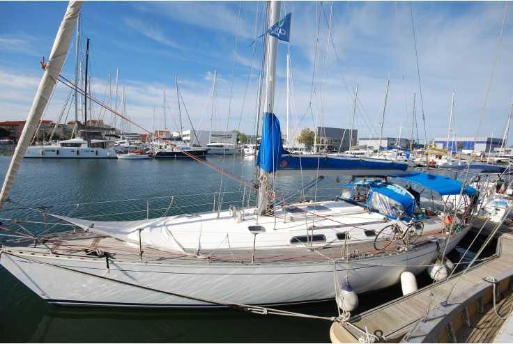 bateau DUFOUR 45 Classic occasion Pyrénées Orientales - Languedoc-Roussillon   89 000 €