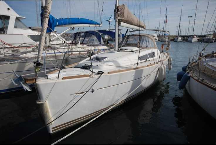bateau JEANNEAU SUN ODYSSEY 33I occasion Pyrénées Orientales - Languedoc-Roussillon   74 000 €