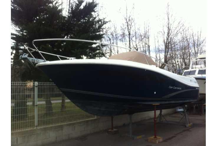 bateau JEANNEAU CAP CAMARAT 7.5 WA occasion Aude - Languedoc-Roussillon   38 500 €