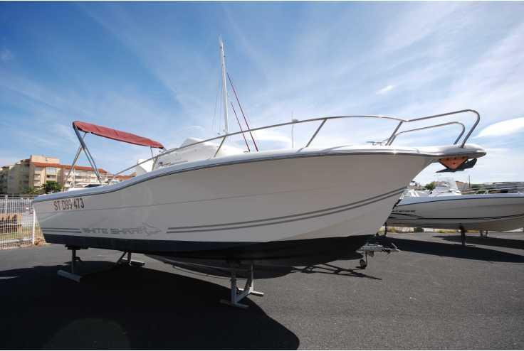 bateau KELT WHITE SHARK 248 occasion Pyrénées Orientales - Languedoc-Roussillon   36 000 €