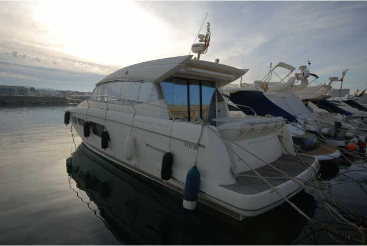 bateau JEANNEAU PRESTIGE 500 S occasion Pyrénées Orientales - Languedoc-Roussillon   439 000 €