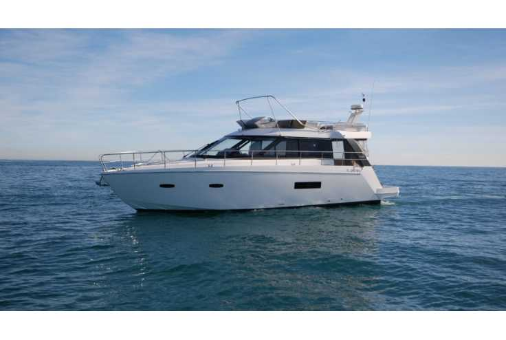 SEALINE F450 - Bateau occasion 66 - Vente 389000 : photo 1