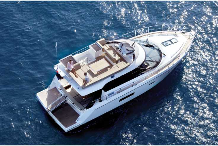 SEALINE F450 - Bateau occasion 66 - Vente 389000 : photo 2