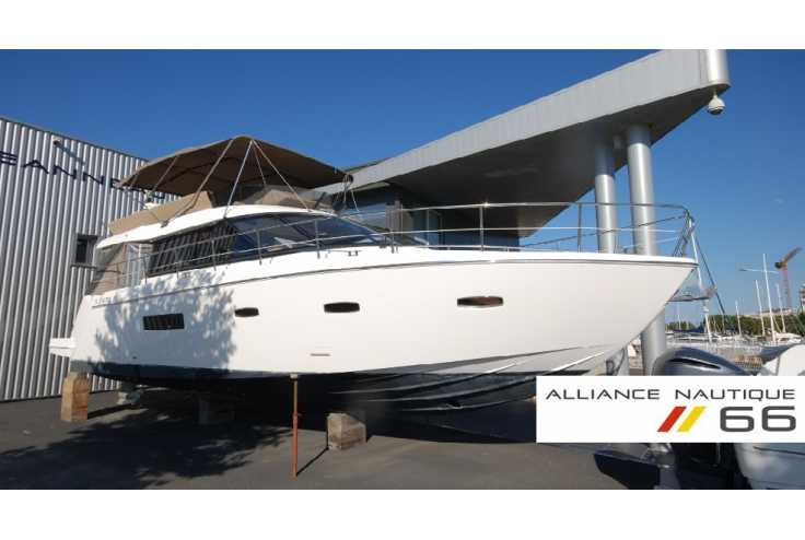 SEALINE F450 - Bateau occasion 66 - Vente 389000 : photo 6