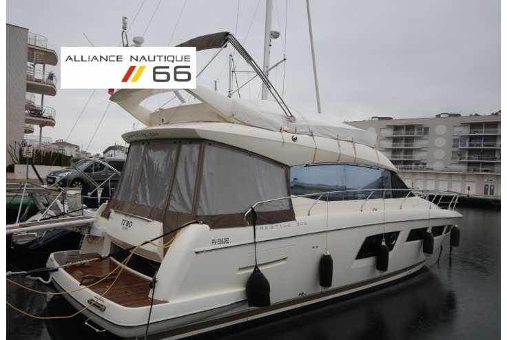 bateau JEANNEAU PRESTIGE 500 FLY occasion Pyrénées Orientales - Languedoc-Roussillon   489 000 €
