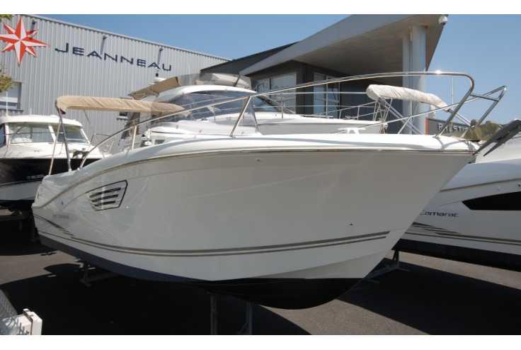 bateau JEANNEAU CAP CAMARAT 8.5 CC occasion Pyrénées Orientales - Languedoc-Roussillon   68 000 €