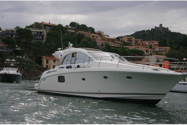 bateau JEANNEAU PRESTIGE 42 S occasion Pyrénées Orientales - Languedoc-Roussillon   214 000 €