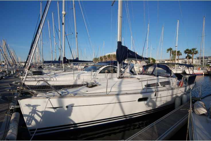 bateau JEANNEAU SUN ODYSSEY 39I occasion Pyrénées Orientales - Languedoc-Roussillon   89 000 €