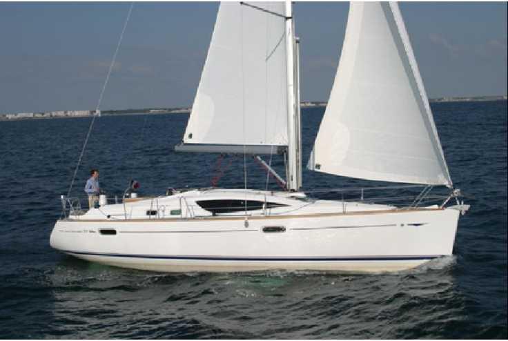 bateau JEANNEAU SUN ODYSSEY 39DS occasion Pyrénées Orientales - Languedoc-Roussillon   89 000 €