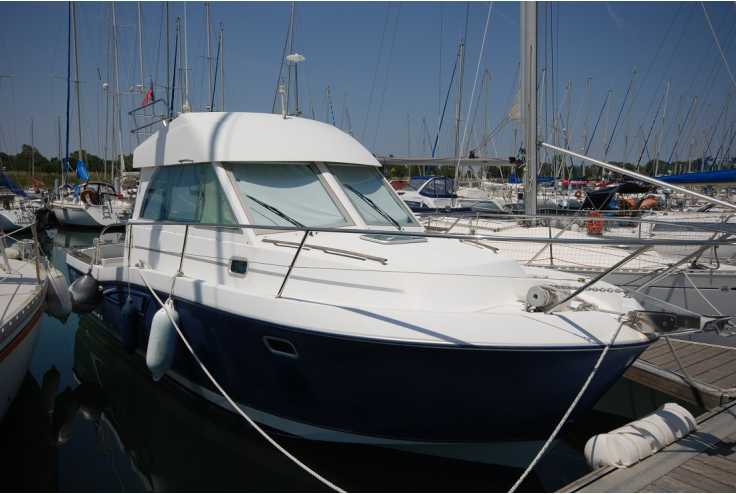 BENETEAU Antares Serie 9 Limited - Bateau occasion 66 - Vente 55000 : photo 1