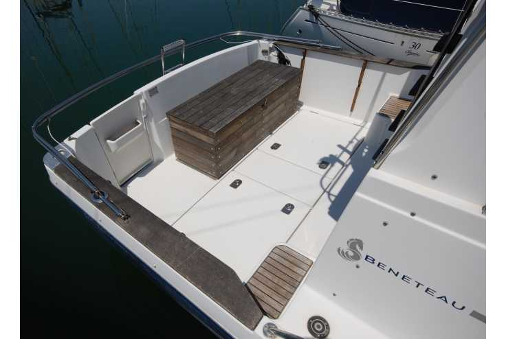 BENETEAU Antares Serie 9 Limited - Bateau occasion 66 - Vente 55000 : photo 4