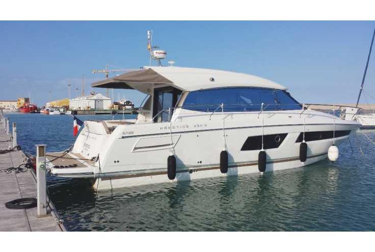 bateau JEANNEAU PRESTIGE 450S occasion Pyrénées Orientales - Languedoc-Roussillon   349 000 €