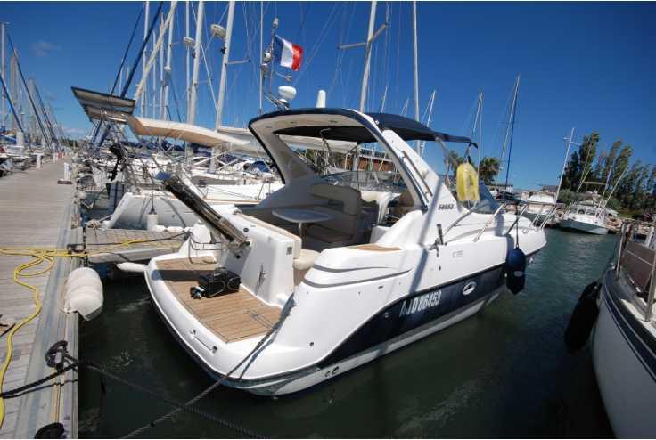 bateau SESSA C35 occasion Pyrénées Orientales - Languedoc-Roussillon   89 000 €