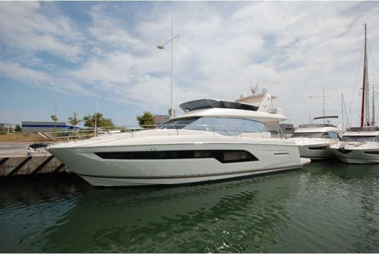 bateau JEANNEAU PRESTIGE 630 occasion Pyrénées Orientales - Languedoc-Roussillon  1 366 800 €