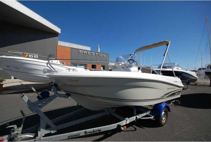 bateau JEANNEAU CAP CAMARAT 4.7 CC occasion Pyrénées Orientales - Languedoc-Roussillon   13 900 €