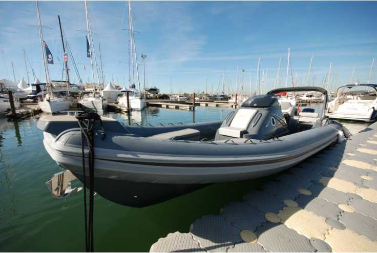 NUOVA JOLLY PRINCE 38 - Bateau semi-rigide occasion 66 - Vente 209000 : photo 1