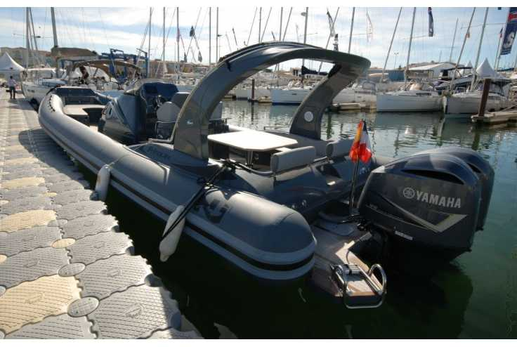 NUOVA JOLLY PRINCE 38 - Bateau semi-rigide occasion 66 - Vente 209000 : photo 2