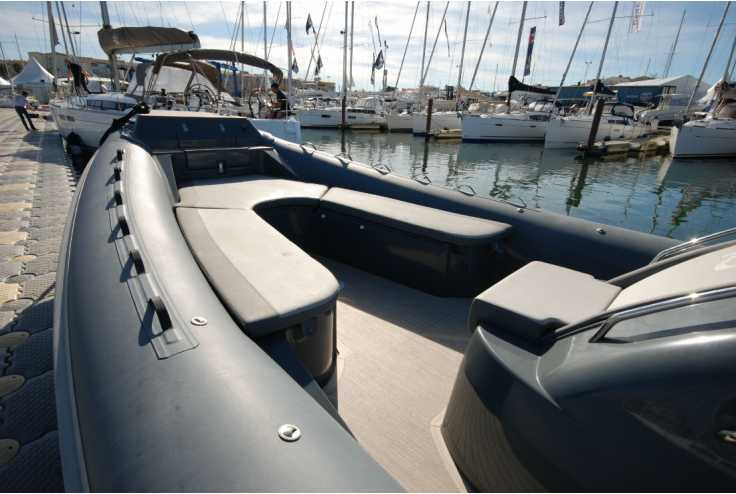 NUOVA JOLLY PRINCE 38 - Bateau semi-rigide occasion 66 - Vente 209000 : photo 6