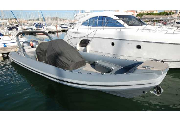 NUOVA JOLLY PRINCE 38 - Bateau semi-rigide occasion 66 - Vente 209000 : photo 9
