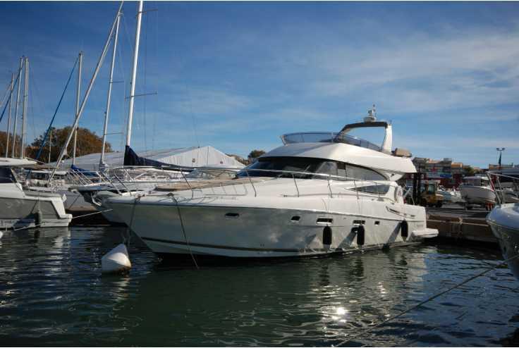 bateau JEANNEAU PRESTIGE 510 FLY occasion Pyrénées Orientales - Languedoc-Roussillon   379 000 €
