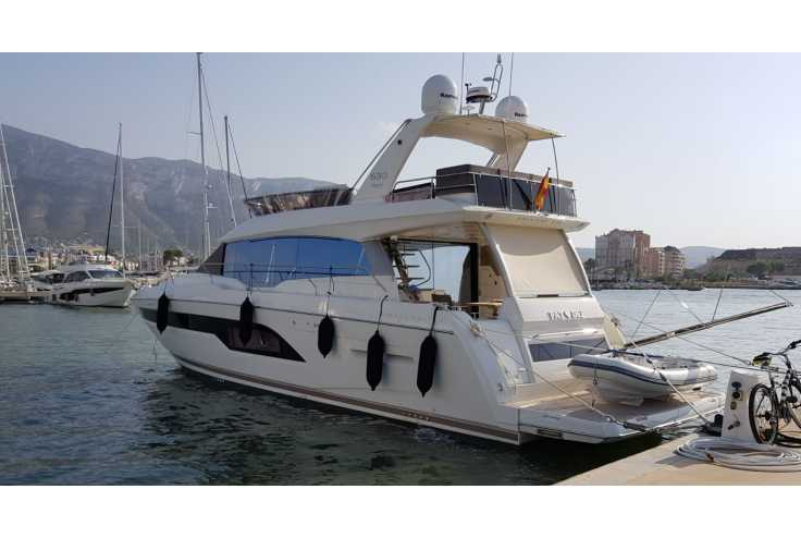 bateau JEANNEAU PRESTIGE 630 occasion Pyrénées Orientales - Languedoc-Roussillon  1 495 000 €