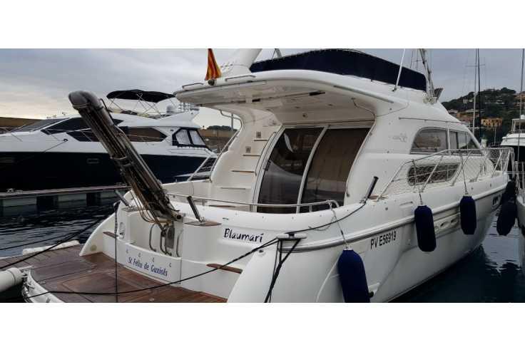 bateau SEALINE 420 STATESMAN occasion Pyr�n�es Orientales - Languedoc-Roussillon   99 000 �
