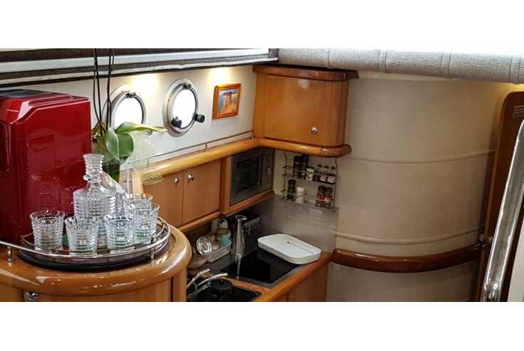 SEALINE 420 STATESMAN - Bateau occasion 66 - Vente 99000 : photo 2
