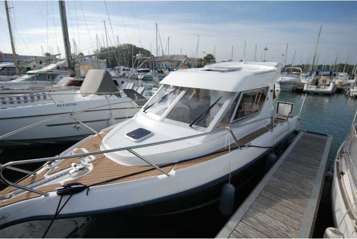 B2 MARINE 722 TC - Bateau occasion 66 - Vente 33500 : photo 1